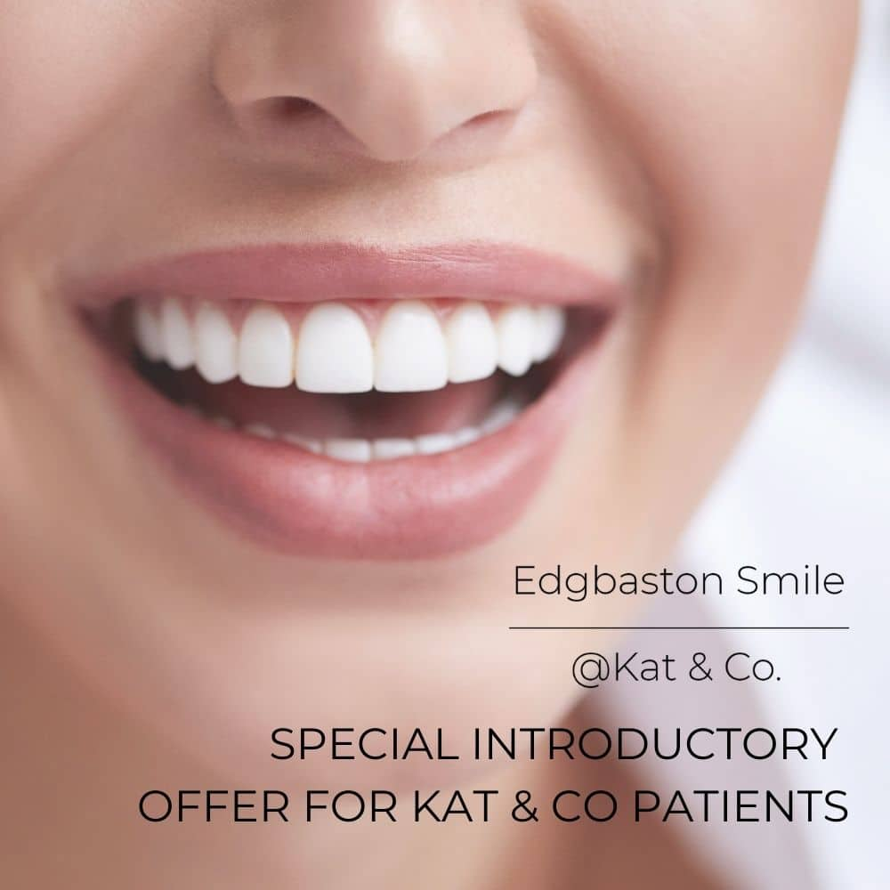 Edgbaston Smile cosmetic dentistry offer