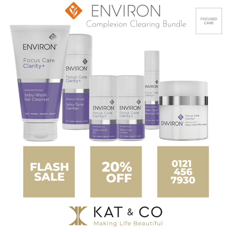 ENVIRON flash sale
